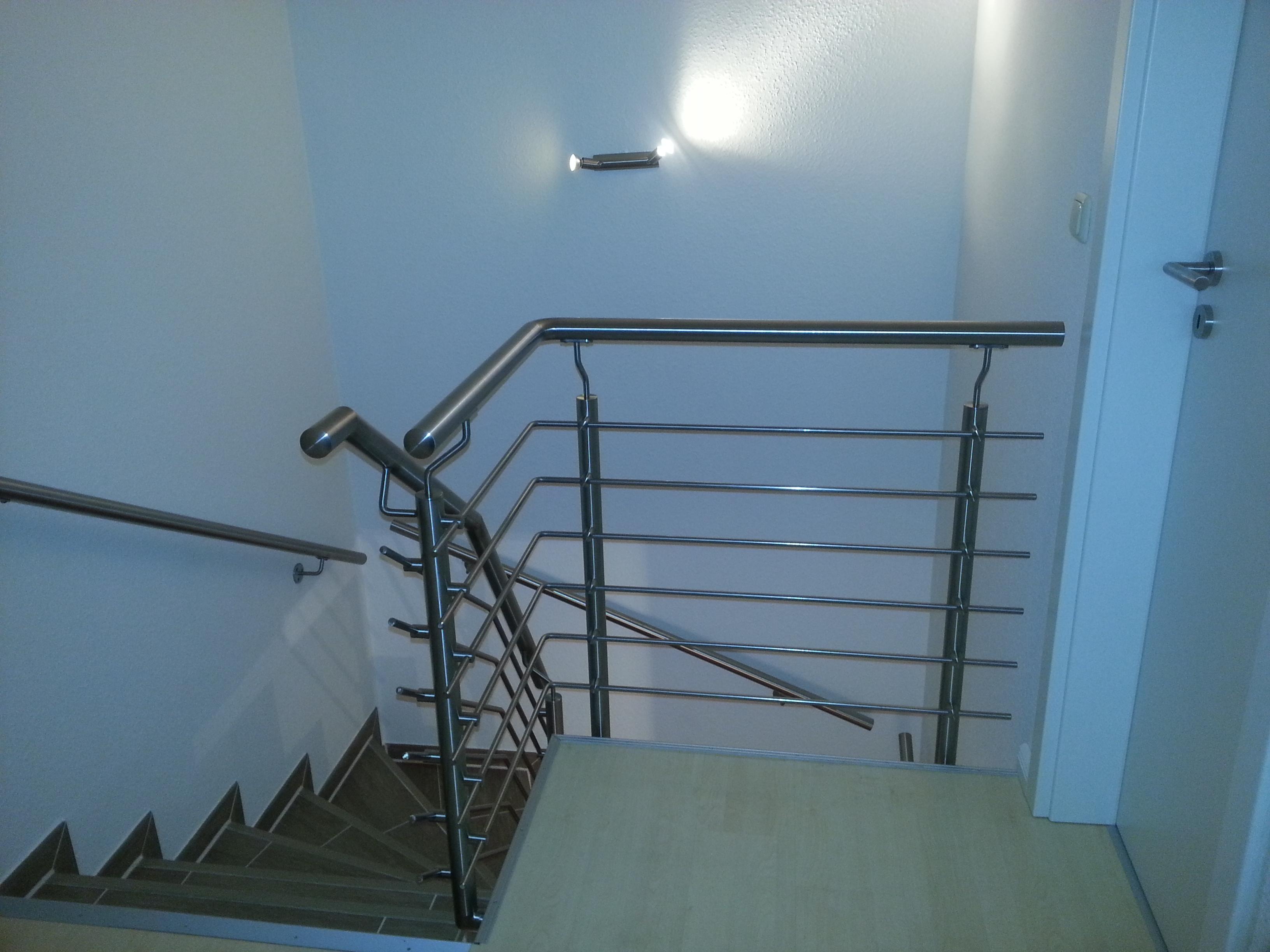 Treppengeländer 12.11.2012